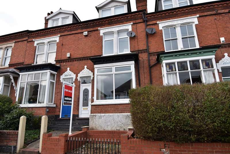 5 Bedrooms Terraced House for sale in Beaumont Road, Bournville, Birmingham, B30