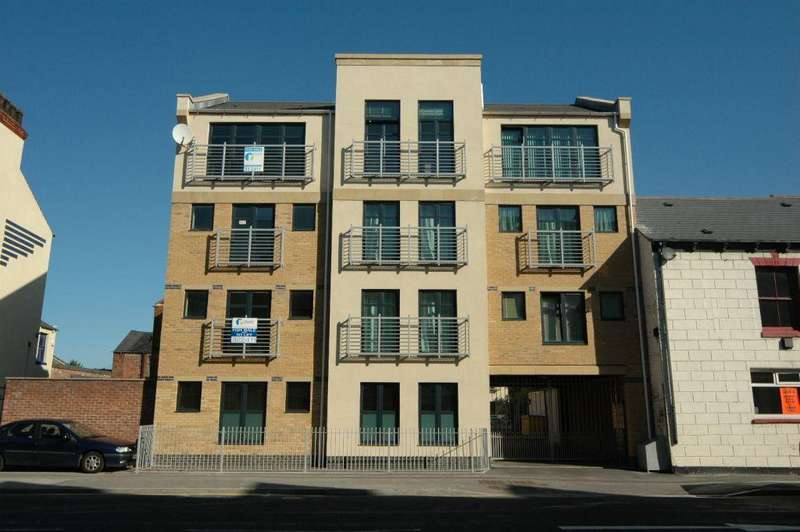 2 Bedrooms Apartment Flat for sale in 12a City Central, Wright Street