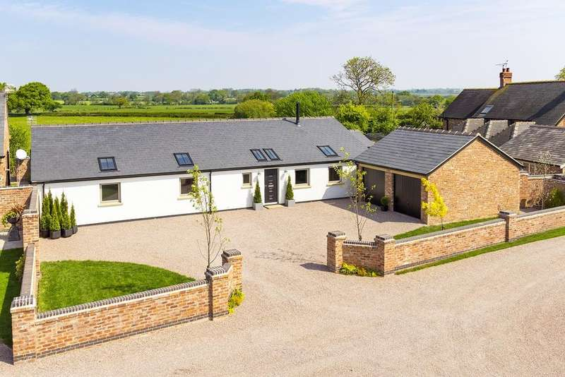4 Bedrooms Detached Bungalow for sale in The Dairy, Marsh Lane, Lower Whitley