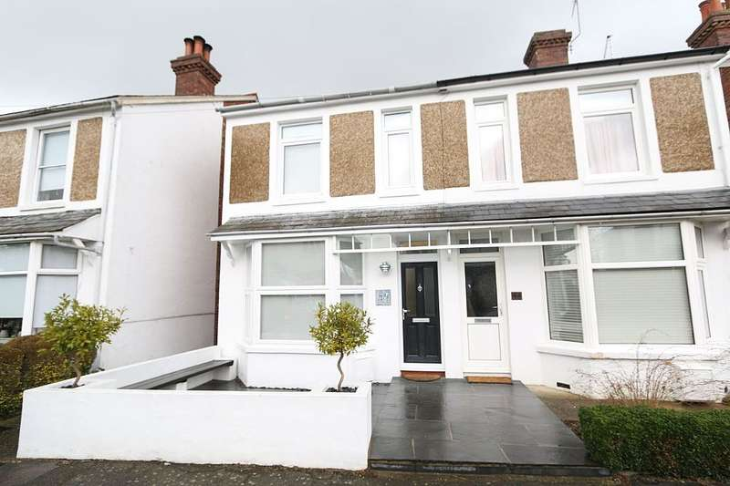 3 Bedrooms Semi Detached House for sale in Westwood Road, Tunbridge Wells, Kent, TN4 8TP