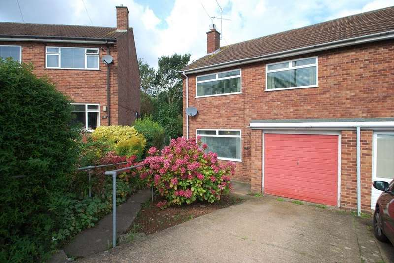 3 Bedrooms Semi Detached House for sale in Woodbury Rise, Malvern