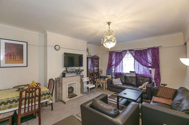 1 Bedroom Flat for sale in Warwick Lodge, Shoot Up Hill, Cricklewood, NW2