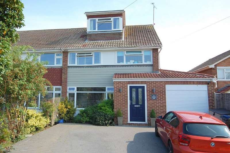 5 Bedrooms Semi Detached House for sale in School Lane, Herne Bay