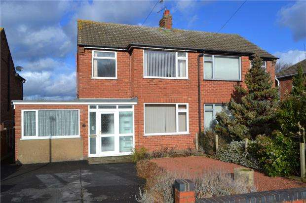 3 Bedrooms Semi Detached House for sale in Moorhill Road, Whitnash, Leamington Spa, Warwickshire