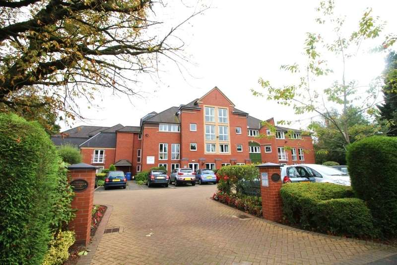 2 Bedrooms Flat for sale in Whitehall Road, Sale, M33