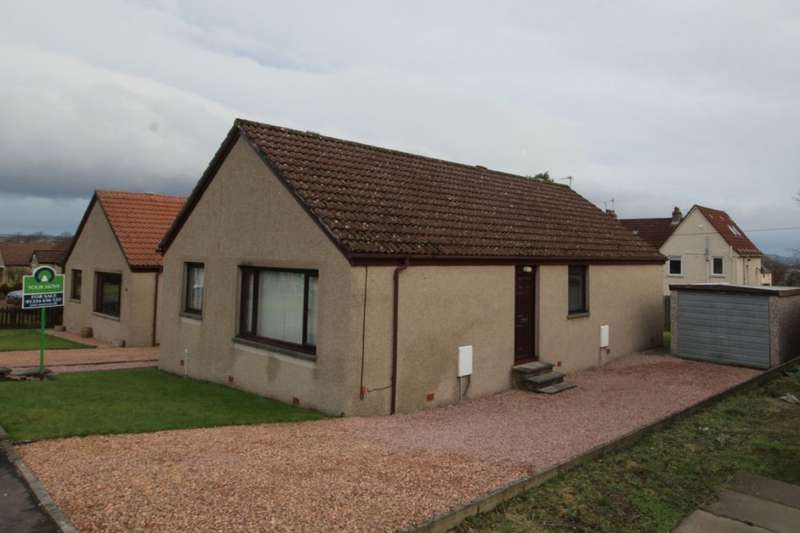 3 Bedrooms Detached Bungalow for sale in Cameron Drive, Falkland, Cupar, KY15