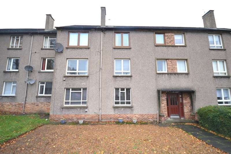 2 Bedrooms Flat for sale in Summerford Road, FALKIRK, FK1