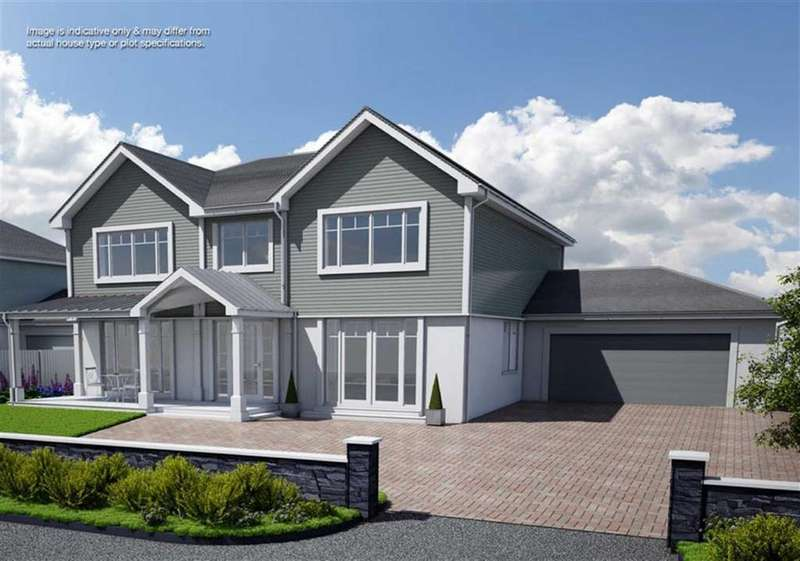 5 Bedrooms Detached House for sale in The Waterfront, Gansey, Isle of Man