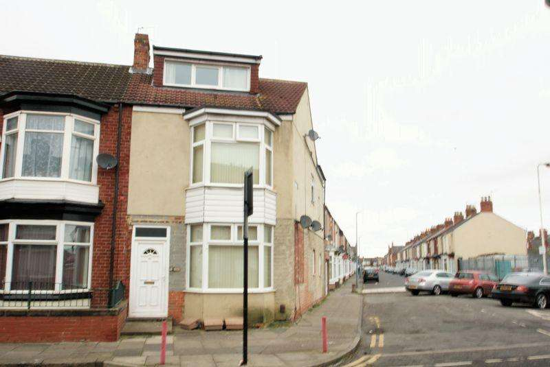 4 Bedrooms Terraced House for sale in Ayresome Street, Middlesbrough