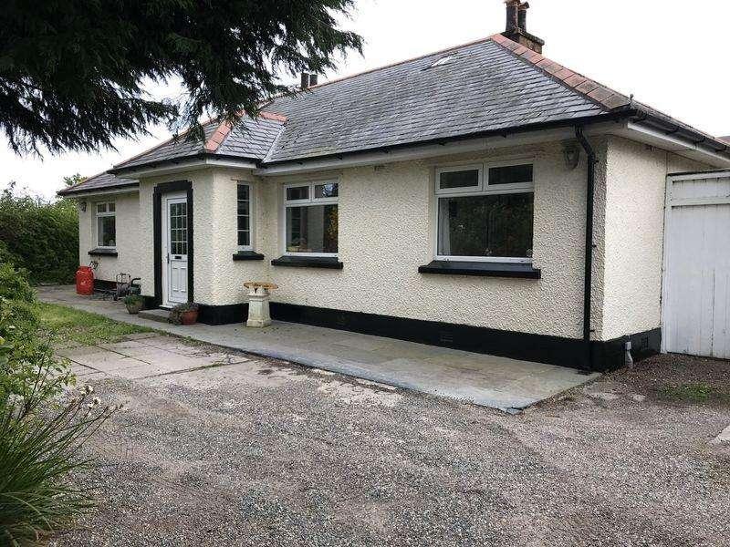 3 Bedrooms Detached Bungalow for sale in Ambleside, Lezayre Road, Ramsey