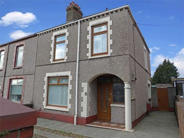 2 Bedrooms Semi Detached House for sale in Rhanallt Street, Port Talbot, West Glamorgan