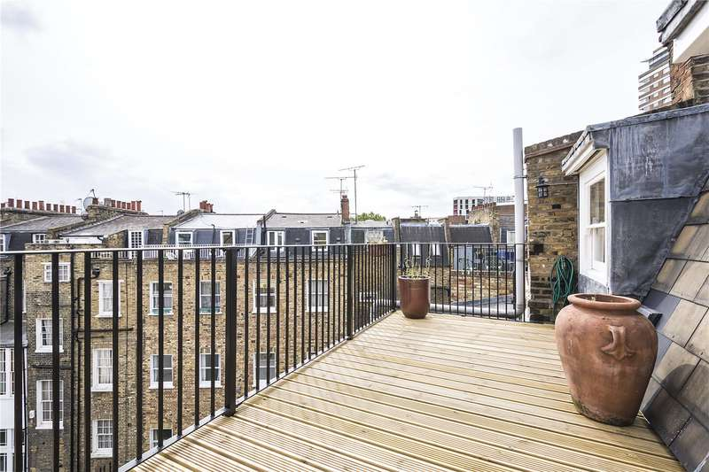 3 Bedrooms Flat for sale in Warwick Way, London, SW1V