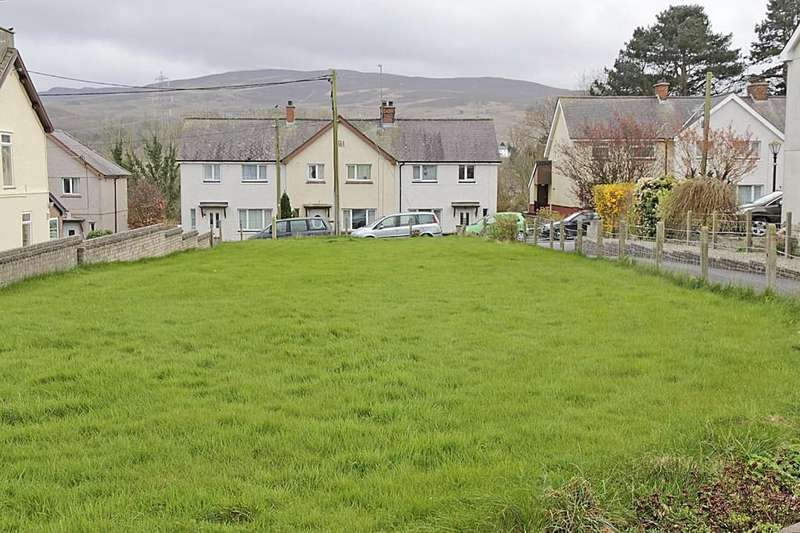 Land Commercial for sale in Station Road, Llanrug, North Wales