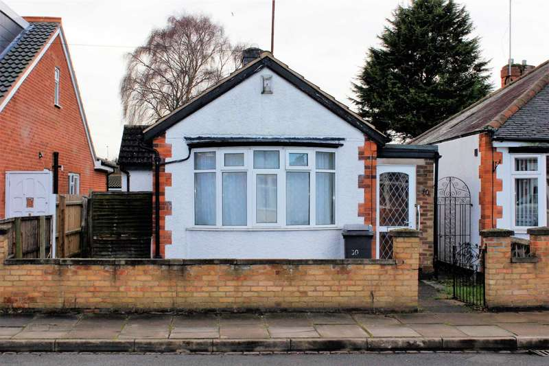 1 Bedroom Detached Bungalow for sale in Melton Avenue