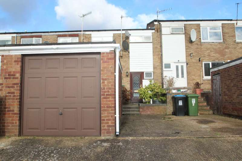 3 Bedrooms Terraced House for sale in 3 BED Family Home with GARAGE