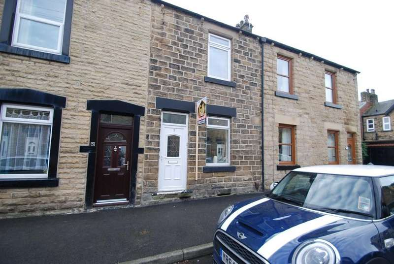6 Bedrooms Terraced House for sale in Derby Street, Barnsley S70