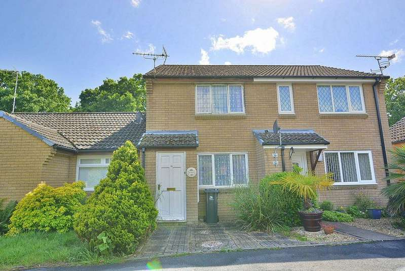 2 Bedrooms Terraced House for sale in Cheviot Way, VERWOOD