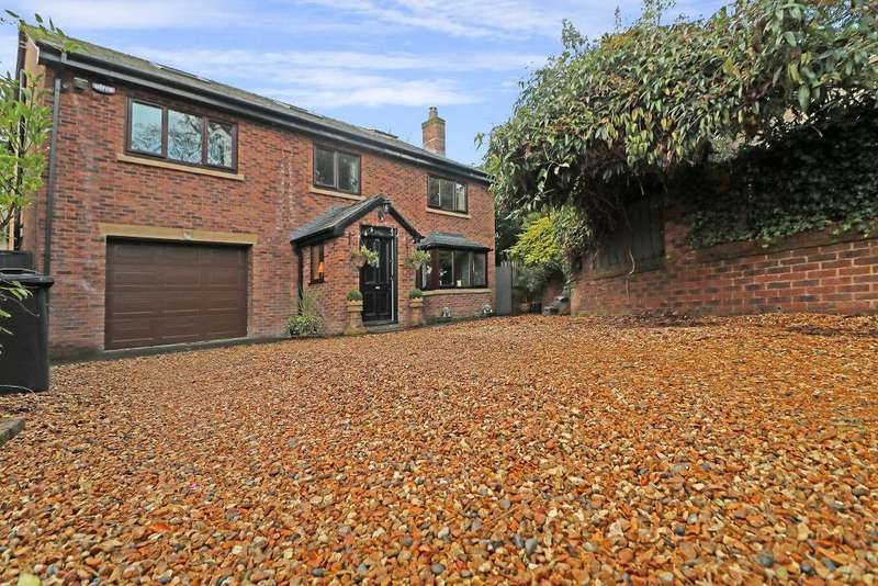 6 Bedrooms Detached House for sale in The Orchard, Huyton, Liverpool, L36 5UZ