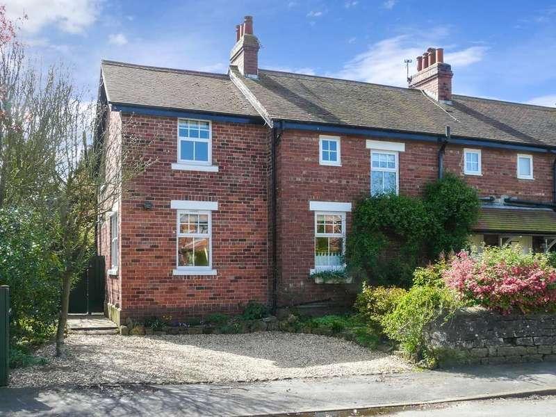 4 Bedrooms Semi Detached House for sale in Honeysuckle Cottage, Main Street, Bickerton, LS22 5ER