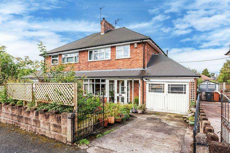 3 Bedrooms Semi Detached House for sale in Trinity Place, Congleton