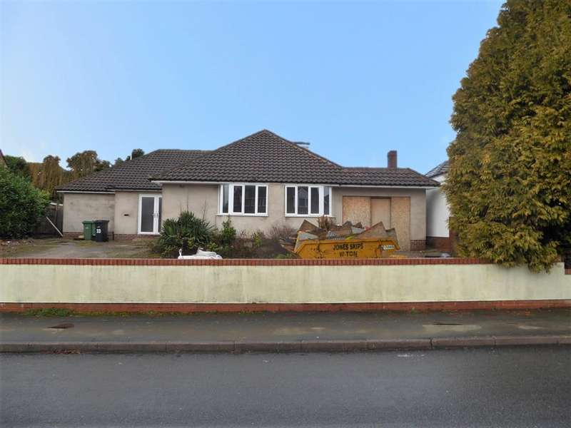 4 Bedrooms Bungalow for sale in Stuart Road, Halesowen, West Midlands , B62 0ED