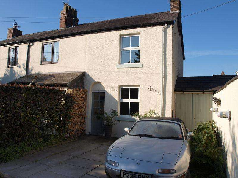 2 Bedrooms Semi Detached House for sale in West View Road, Norley, WA6 8NR