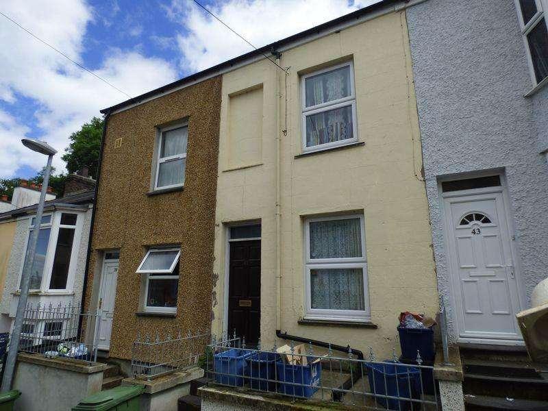 2 Bedrooms Terraced House for sale in Caellepa, Bangor, LL57 1HF