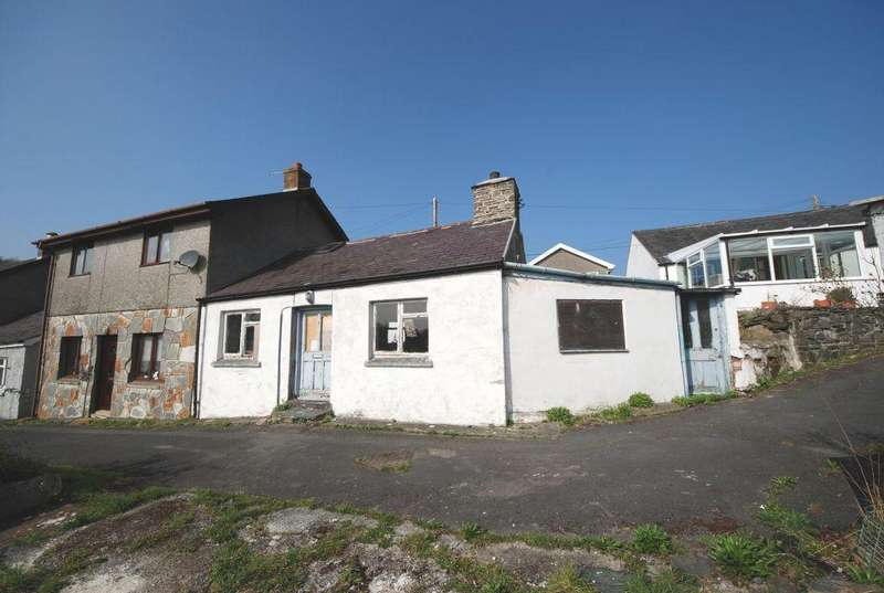 1 Bedroom End Of Terrace House for sale in Llanfarian, Aberystwyth