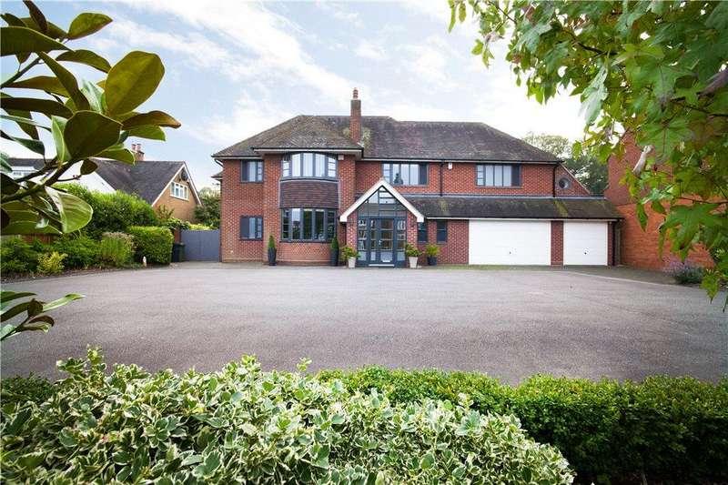 5 Bedrooms Detached House for sale in Sandy Road, Norton, Stourbridge, West Midlands, DY8