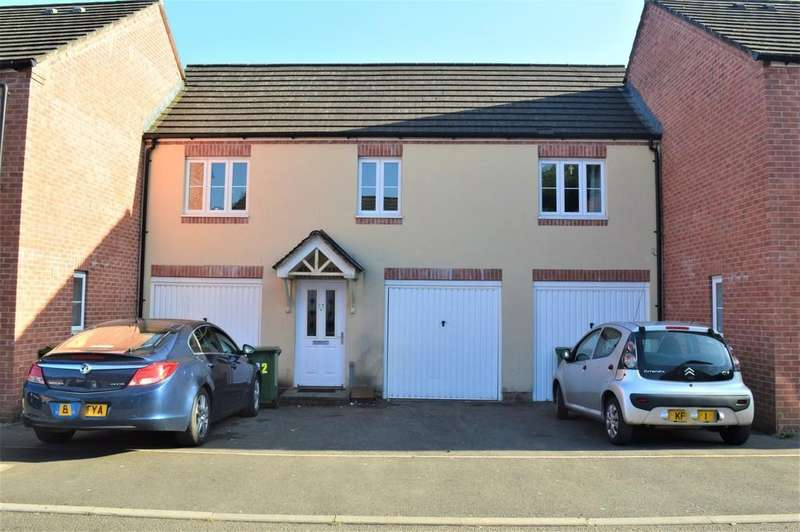2 Bedrooms Apartment Flat for sale in Bluebell View, Llanbradach