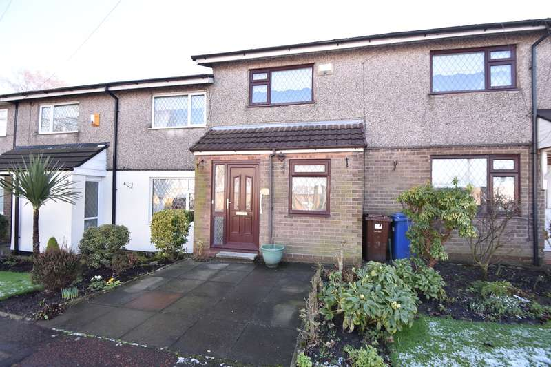 3 Bedrooms Terraced House for sale in Moss Lane, Whitefield, Manchester, M45