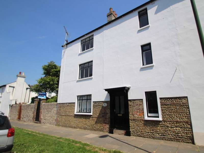 3 Bedrooms Cottage House for sale in St. Augustine Road, Littlehampton
