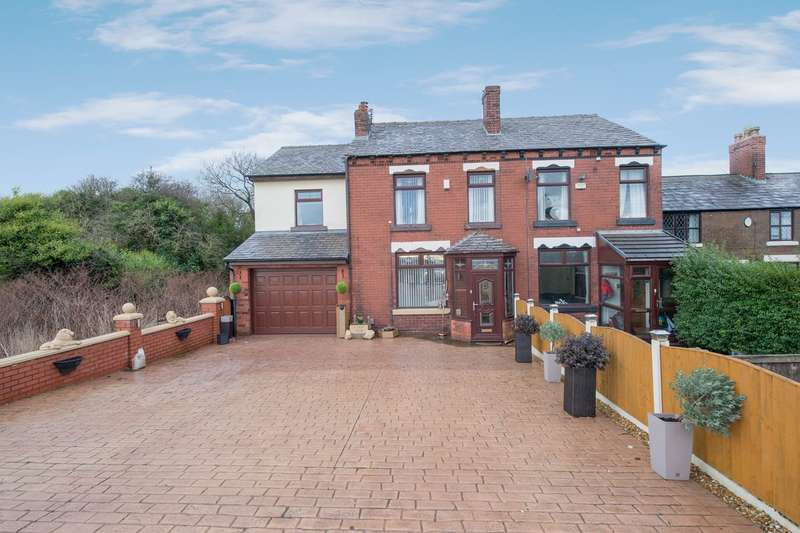 3 Bedrooms Semi Detached House for sale in Salford Road, Bolton, BL5