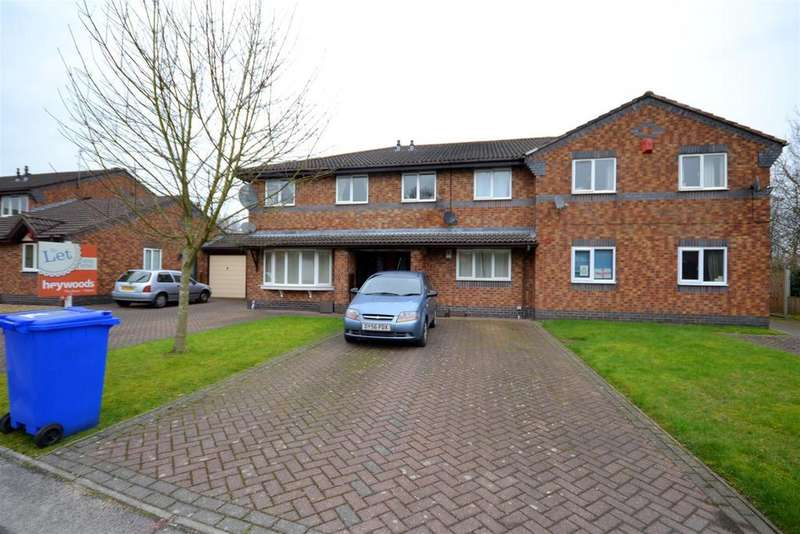 1 Bedroom Flat for sale in Tolkien Way, Hartshill, Stoke-On-Trent