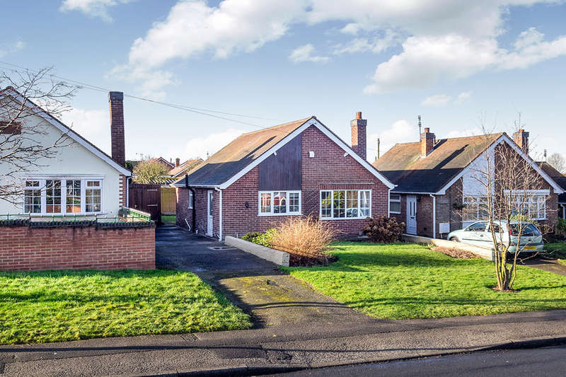 2 Bedrooms Detached Bungalow for sale in Mill Road, Newthorpe, Nottingham, NG16