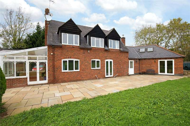 3 Bedrooms Detached House for sale in Elmore, Gloucester, Gloucestershire, GL2