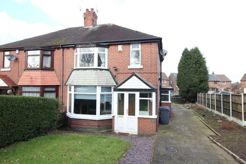 3 Bedrooms Semi Detached House for sale in Sneyd Street, Sneyd Green, Stoke-On-Trent, ST6