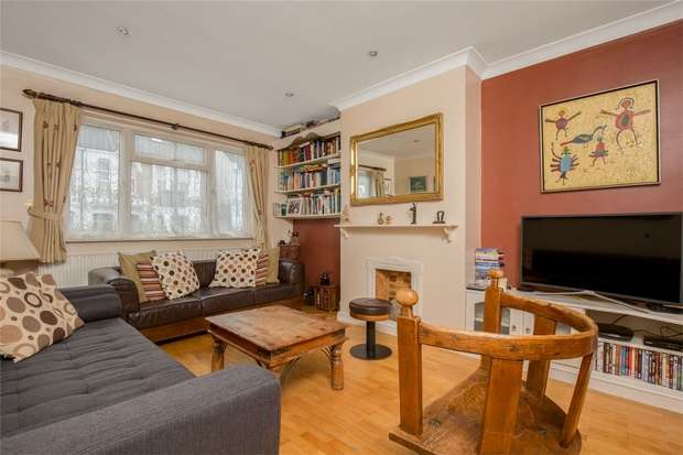 5 Bedrooms Terraced House for sale in Bolton Gardens, Kensal Rise, London