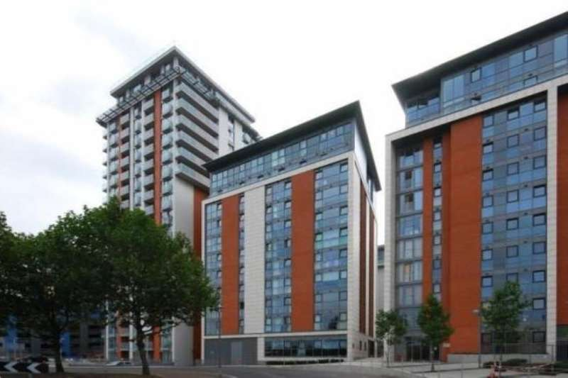 2 Bedrooms Flat for sale in Seagull Lane, London, E16