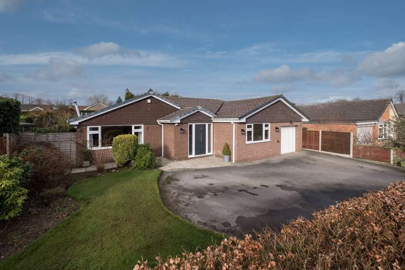 4 Bedrooms Detached Bungalow for sale in 4 bedroom Bungalow Detached in Winsford