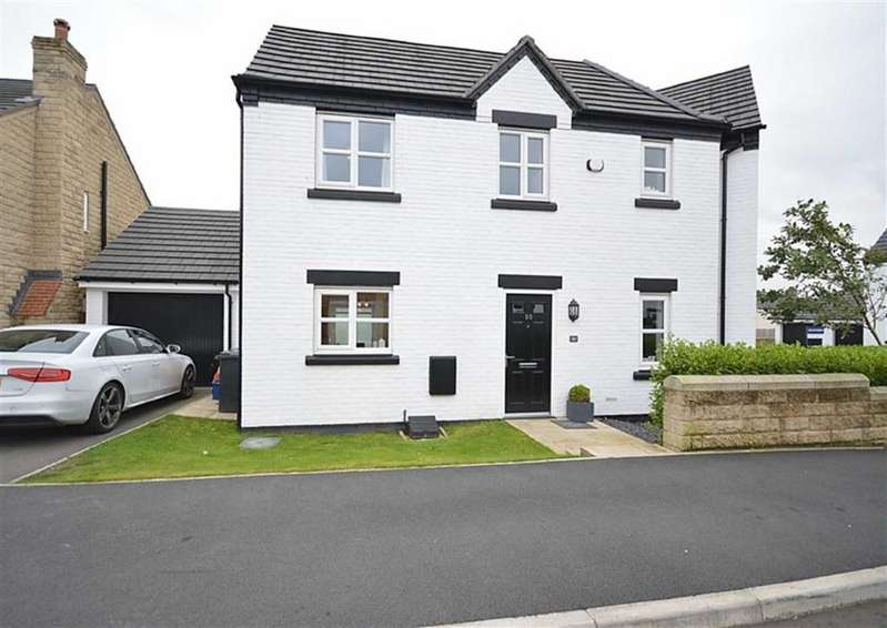 3 Bedrooms Semi Detached House for sale in Spinning Mill Close, Oswaldtwistle, BB5
