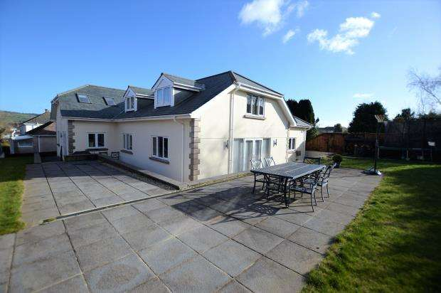 5 Bedrooms Detached House for sale in Dean Road, Plymouth, Devon