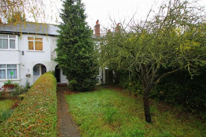2 Bedrooms Maisonette Flat for sale in London Road, Ashford, TW15