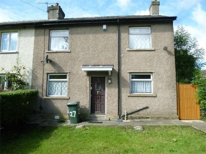 3 Bedrooms Semi Detached House for sale in Rowan Avenue, Bradford, BD3
