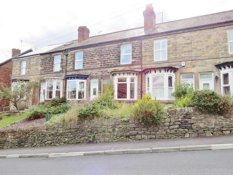 3 Bedrooms Terraced House for sale in Cockshutts Lane, Oughtibridge, Sheffield