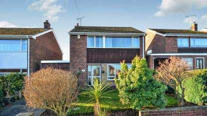 3 Bedrooms Detached House for sale in Highland Close, Mansfield Woodhouse, Mansfield, Nottinghamshire