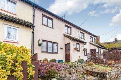 3 Bedrooms Terraced House for sale in Fore Street, North Tawton, Okehampton