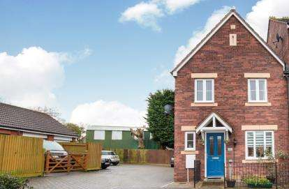3 Bedrooms End Of Terrace House for sale in Bridgwater, Somerset, United Kingdom