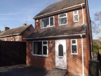 3 Bedrooms Detached House for sale in Moorgate Road, Rotherham, South Yorkshire