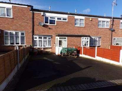 2 Bedrooms Terraced House for sale in Warston Avenue, Bartley Green, Birmingham, West Midlands